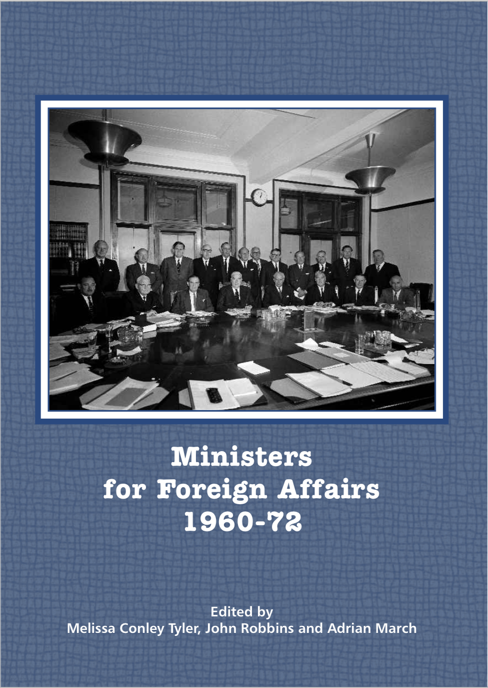 Ministers 1960 cover