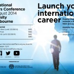 International Careers Conference 2014