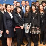New Colombo Plan: Students on the Move