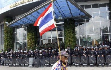 Thailand:  revolting peasants and oily oligarchs