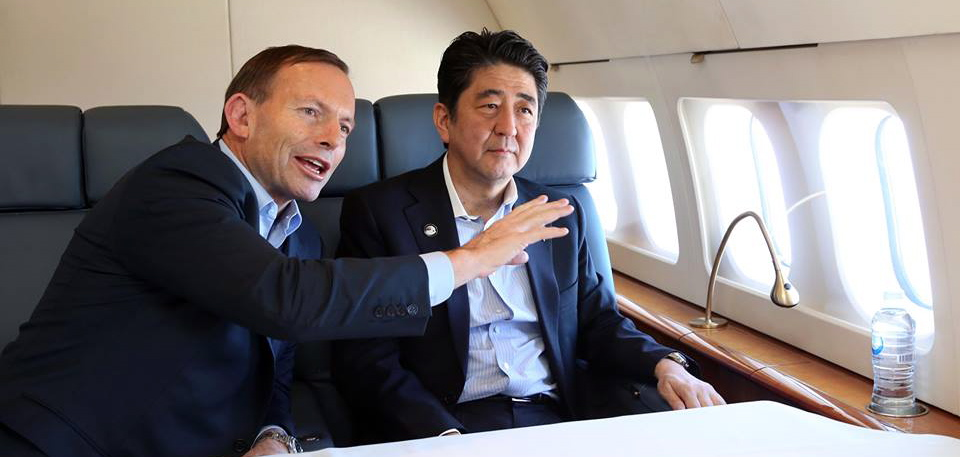 the new australia japan relationship questions