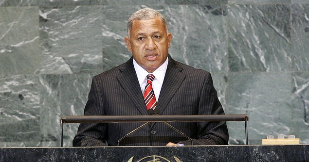 Fiji Coup Leader Gets the Democratic Approval HeWanted