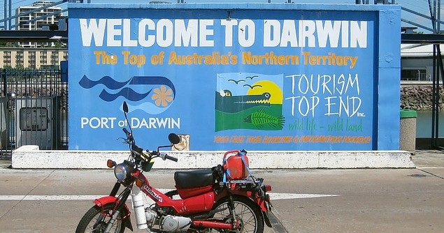'Darwin is Asia's Gateway to Australia': Interview with Adam Giles, Chief Minister, Northern Territory
