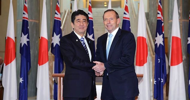 Threat or Paranoia: Australia-Japan Relations in a Changing Asia