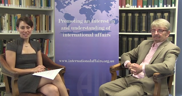 Dr Stephen Sherlock – Indonesia's Parliament and the Relevance of Oppositions