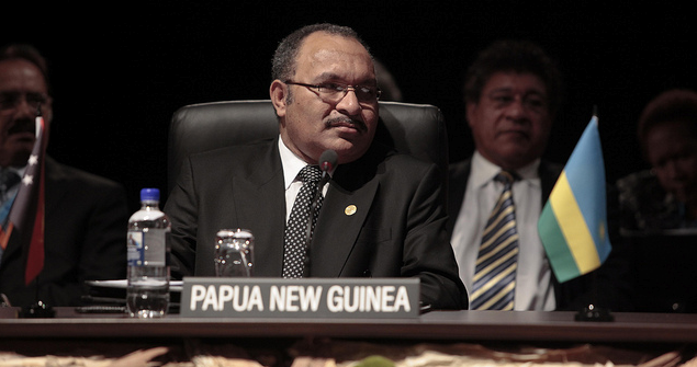 Is PNG Heading for a Crisis?