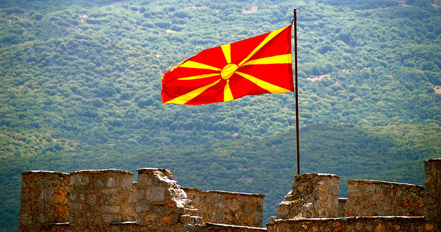 Time for Australia to Recognise the Republic of Macedonia