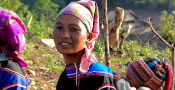 A Wa woman in a remote village near the Myanmar-China border. Image credit: Flickr (European Commission DG ECHO) Creative Commons.