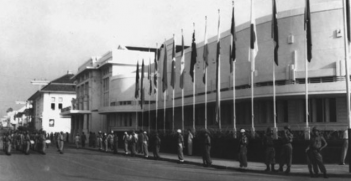 A snapshot during the Bandung Conference in 1955. Image credit: Wikipedia (Ron4) Creative Commons.