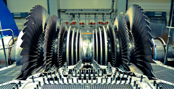 Nuclear Turbine. Image Credit: Flickr (Thomas Steiner) Creative Commons.