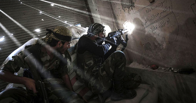 The Long Search for Peace in Syria