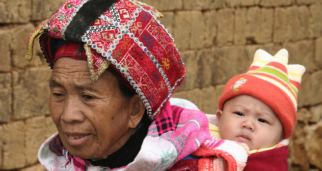 China's Hmong Go Uncounted