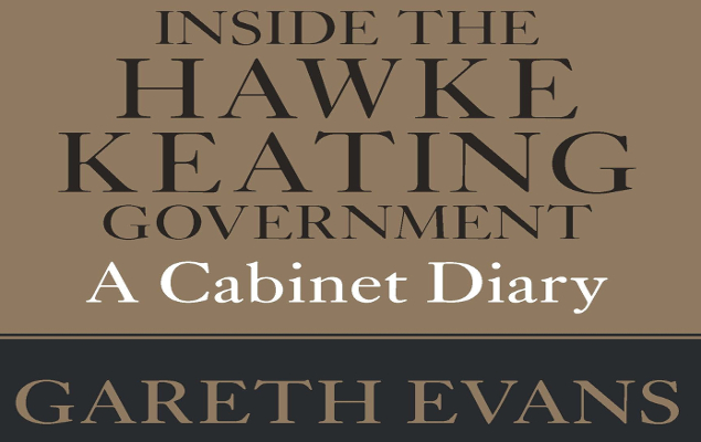 Inside the Hawke Keating Government: A Cabinet Diary