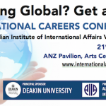 AIIAV International Careers Conference 2015