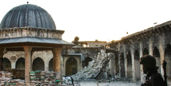 Aleppo – Ground Zero of the Syrian Conflict