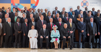 CHOGM Malta 2015 Official Family Photo. Photo Source: Commonwealth Secretariat (Flickr). Creative Commons.