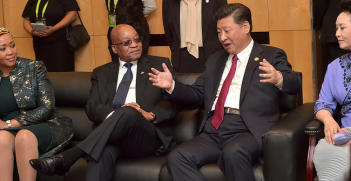 Forum on China-Africa Cooperation (FOCAC), 3 to 5 Dec 2015. Photo Source: Government of ZA (Flickr) Creative Commons