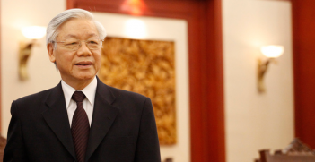 Party General Secretary of Vietnam, Nguyen Phu Trong. Photo Source: World Bank Photo Collection (Flickr). Creative Commons.