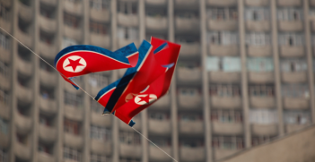 North Korea — Pyongyang. Photo Source: Flickr user Stephen. Creative Commons