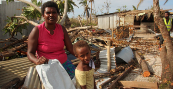 Localisation of aid will see Pacific communities take the lead in disaster preparedness and response. Photo: IFRC