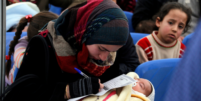 Is the European Union Failing Syrian Refugees?