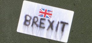 Brexit. Photo credit: D Smith (Flickr) Creative Commons