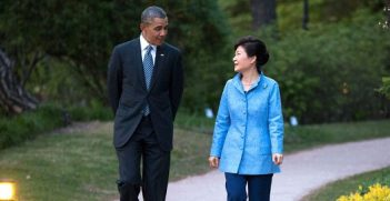 President Barack Obama and President Park Geun-hye. Photo Credit: IIP Photo Archive (Flickr) Creative Commons