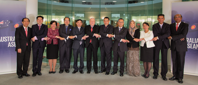 The 28th ASEAN-Australia Forum. Photo source: ASEAN (official website).