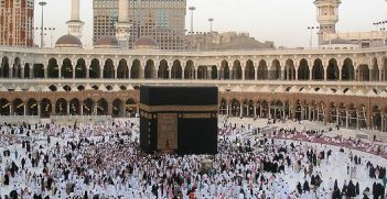 Mecca in Saudi Arabia. Photo credit: marviikad (Flickr) Creative Commons