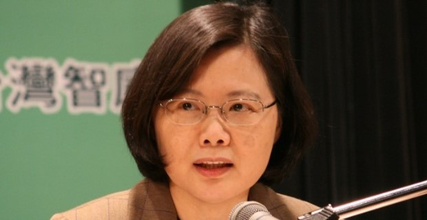 Taiwan President Tsai Ing-wen. Photo credit: David Reid (Flickr) Creative Commons