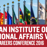 AIIAV International Careers Conference 2016