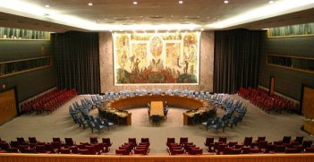 UN Security Council. Photo credit: Patrick Gruban (Flickr) Creative Commons