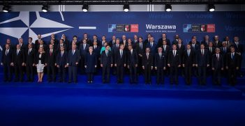 NATO Summit in Warsaw. Photo credit:  European External Action Service Follow (Flickr) Creative Commons