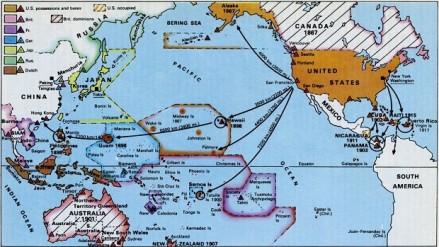 The United States as a Rising Power in the Asia-Pacific Region