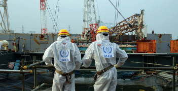 IAEA_Fukushima. Photo Credit: IAEA Imagebank (flickr) Creative Commons