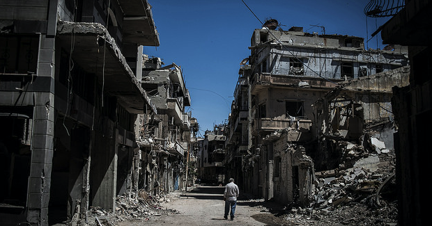 Syria: A Changing Balance of Power