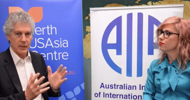 Australian and Indonesia Navigating the Indo-Pacific