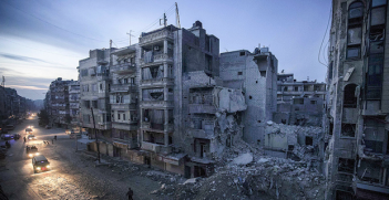 Aleppo_Syria. Photo Credit: Freedom house (Flickr) Creative Commons