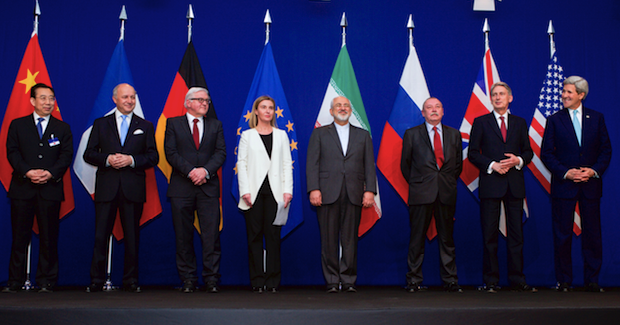 Iran Nuclear Deal. Photo Credit: US Department of State (Wikimedia Commons)