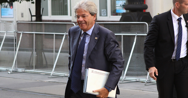 Paolo Gentiloni. Photo Credit: EU2016 SK (Flickr) Creative Commons