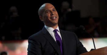 Cory Booker Photo Credit: Jamelle Bouie (Flickr) Creative Commons