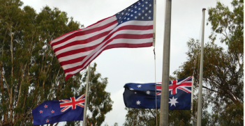 New Zealand, Australia, and the US Photo Credit: New York National Guard (Flickr) Creative Commons