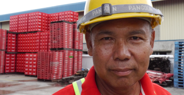 Migrant worker in Myamar Photo Credit: Solidarity Centre (Flickr) Creative Commons