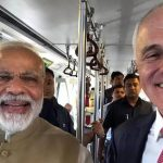 Turnbull Talks Trade, Energy and Education with India's Rock Star Prime Minister