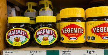 Vegemite and Marmite