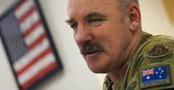 Australian Army Officer talks about joint training operations with American paratroopers