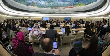Presentation of COI Report on North Korea at the Human Rights Council