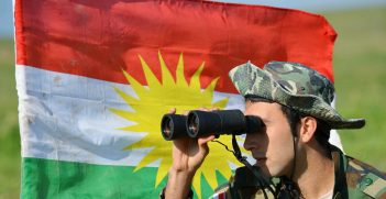 A Peshmerga of Kurdish Army. Photo by Kurdishstruggle on Flickr