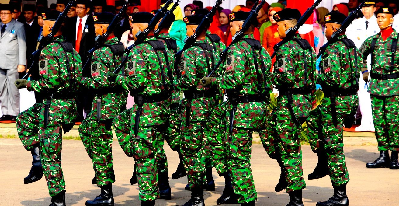 Indonesian Army Soldiers