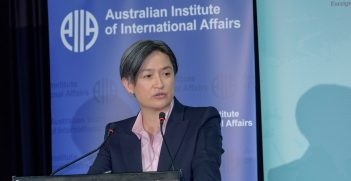 Senator the Hon Penny Wong speaking at the AIIA National Conference
